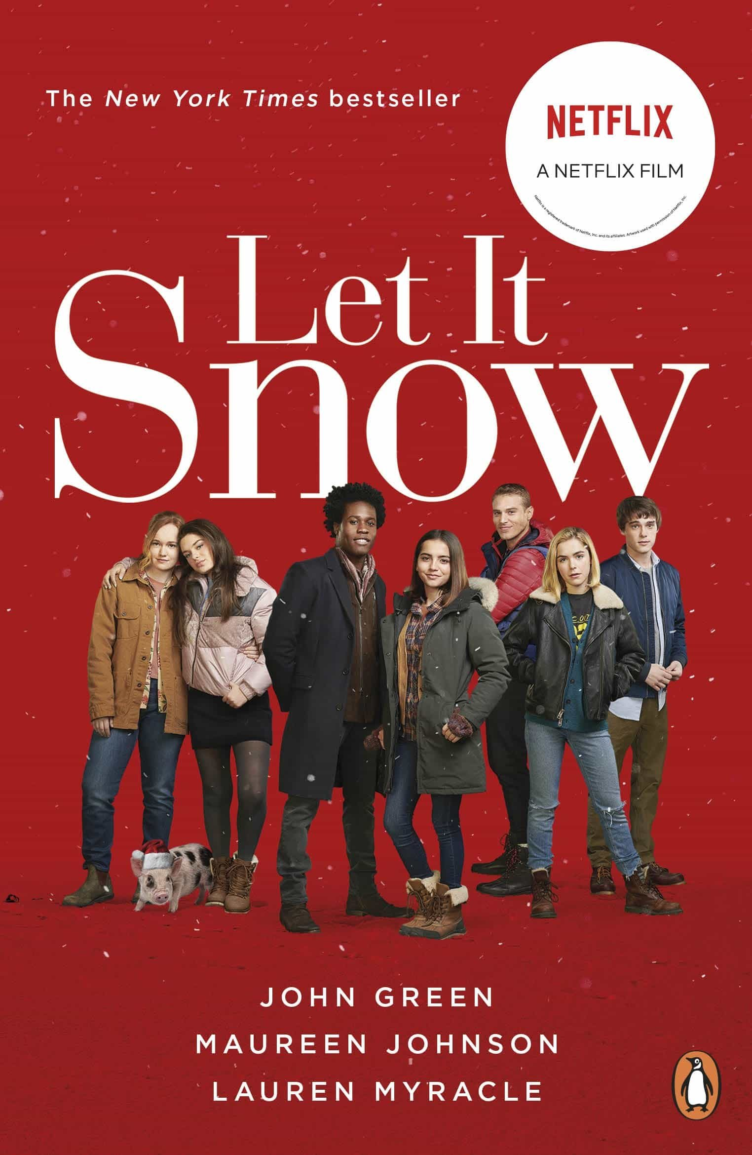 Let It Snow (ebook)john Greenmaureen Johnsonlauren Myracle