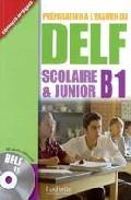 delf b1 + cd scolaire et junior-9782011556783