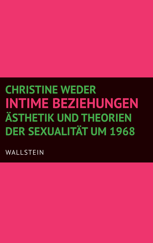 Intime Beziehungen   por Christine Weder epub