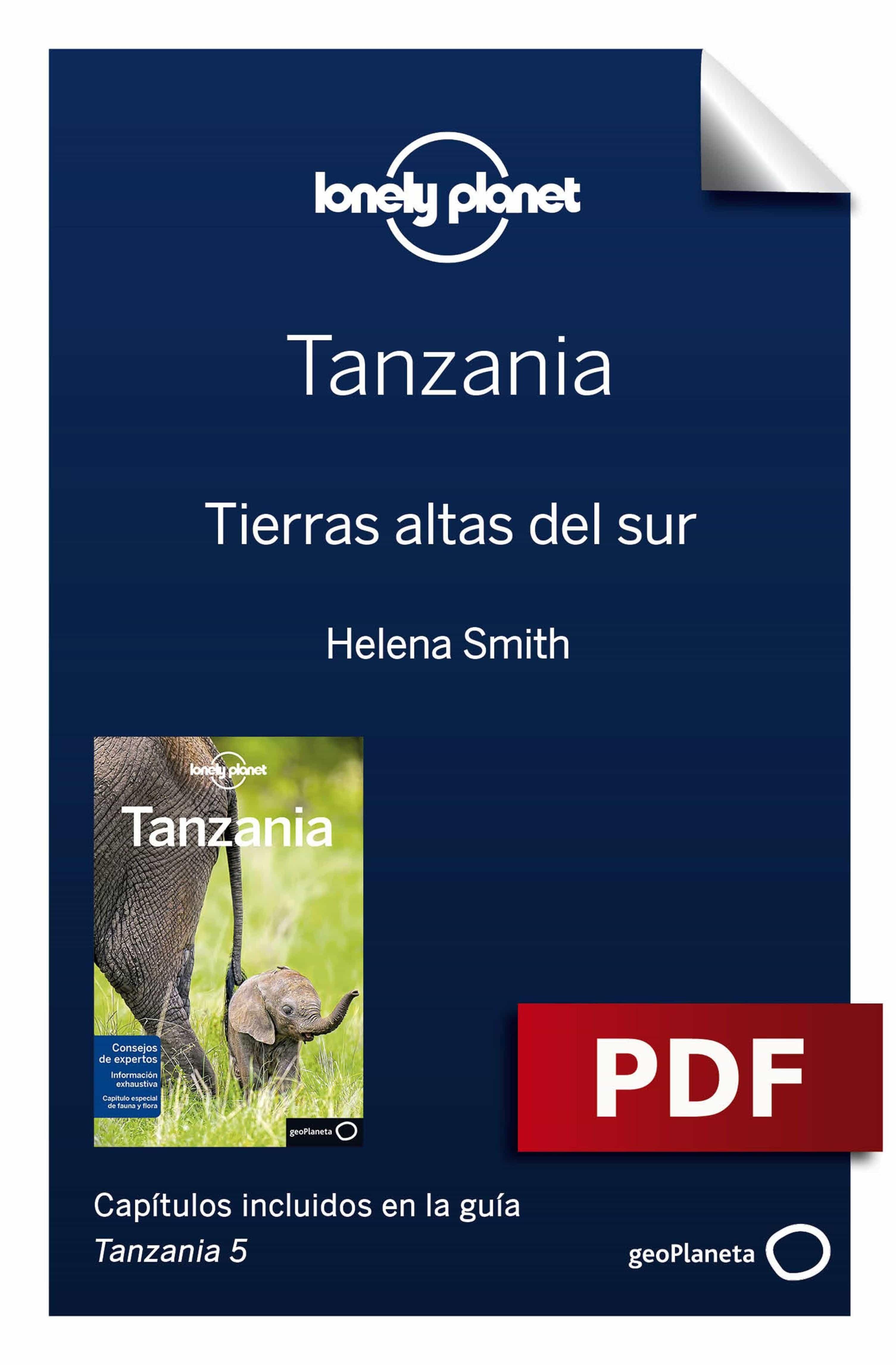 Tanzania 5_9. Tierras Altas Del Sur   por Mary Fitzpatrick, Ray Bartlett