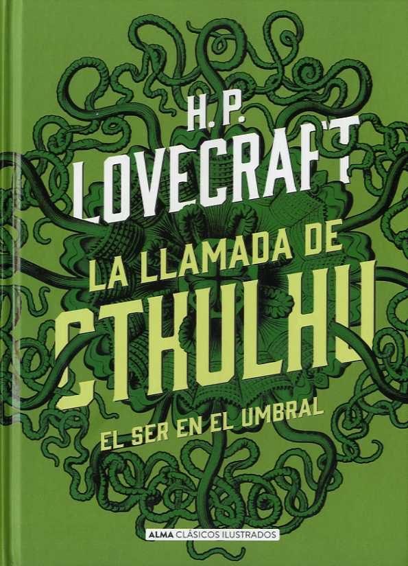 La Llamada De Cthulhu (edicion Ilustrada) por H.p. Lovecraft