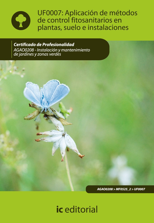 Aplicaci N De M Todos De Control Fitosanitarios En Plantas Suelo  # Certificado Fitosanitario Muebles