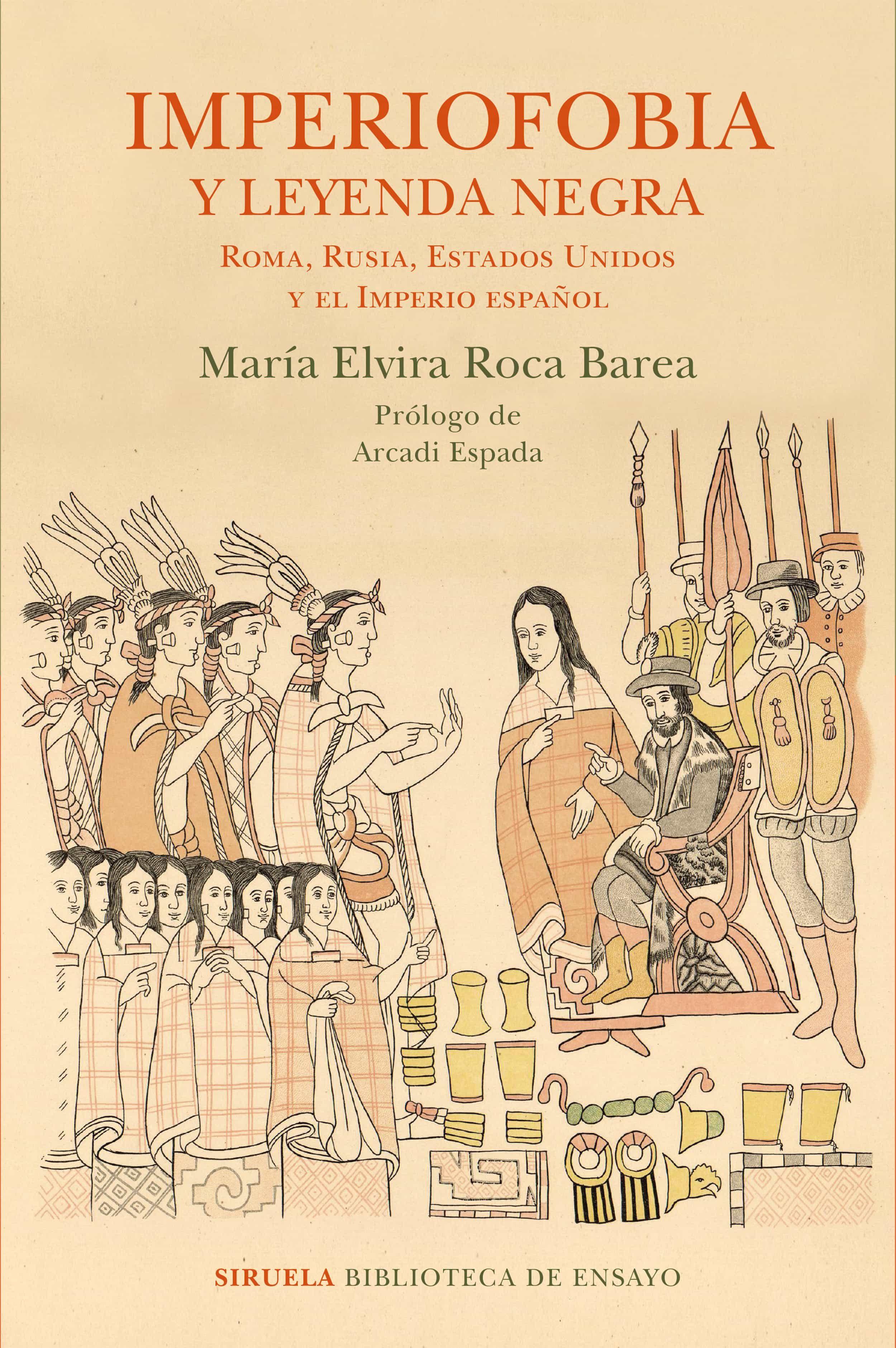 Imperiofobia y leyenda negra ebook maria elvira roca barea 9788416854783