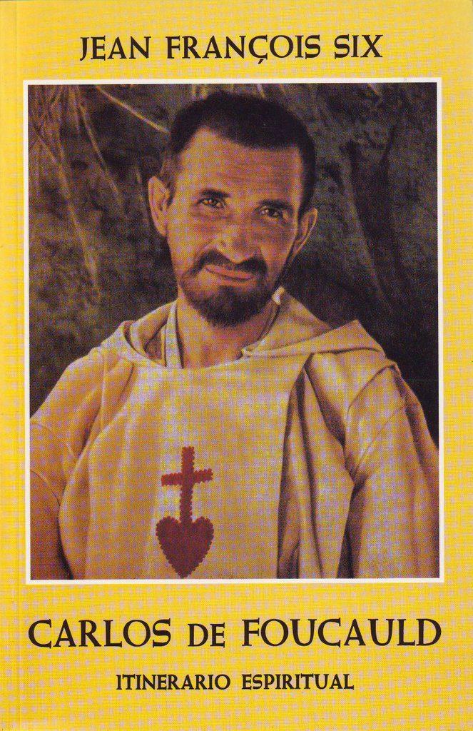 itinerario espiritual de carlos de foucauld-jean-francois six-9788425400483