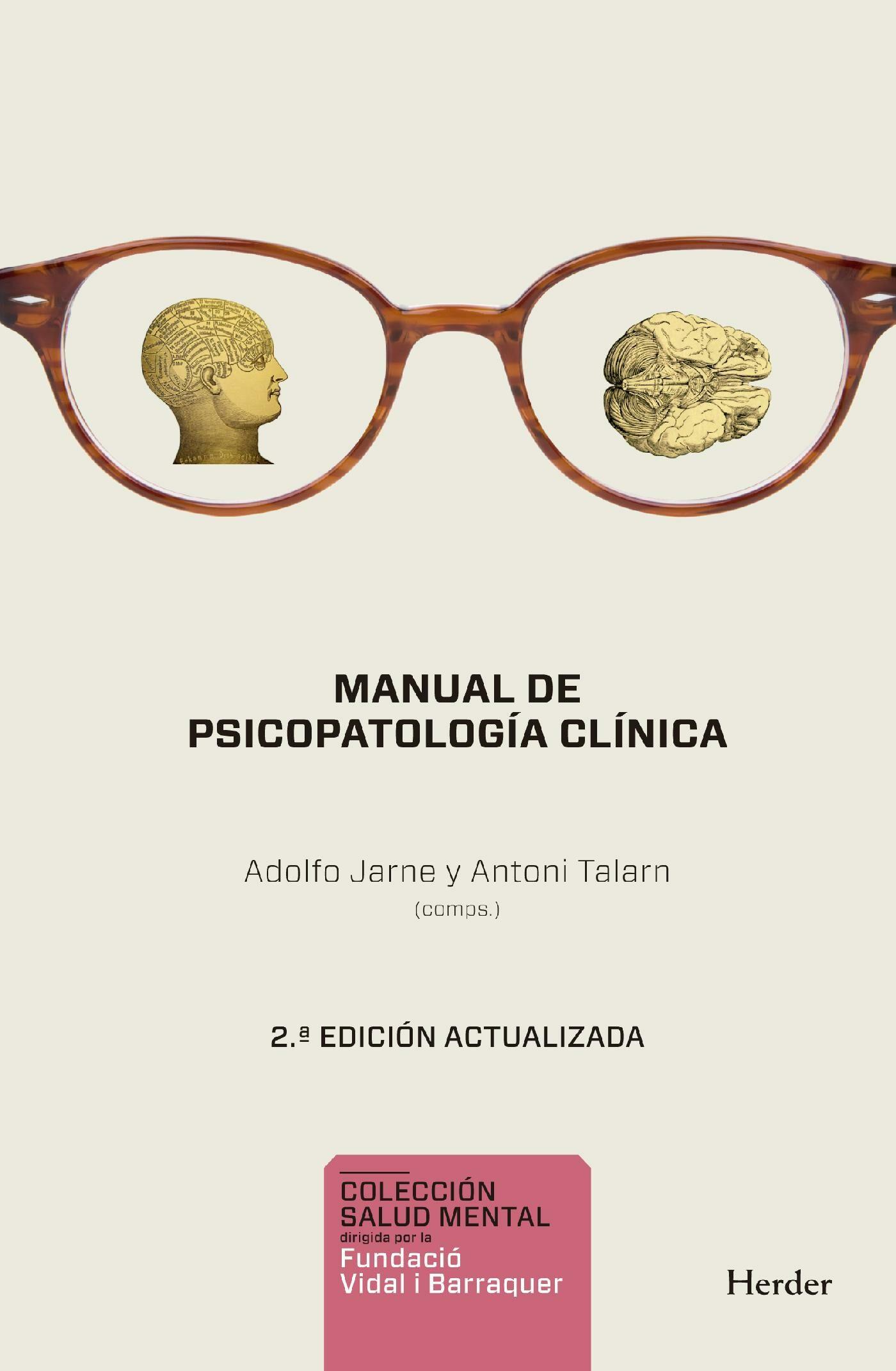 manual de psicopatologia clinica adolfo jarne pdf