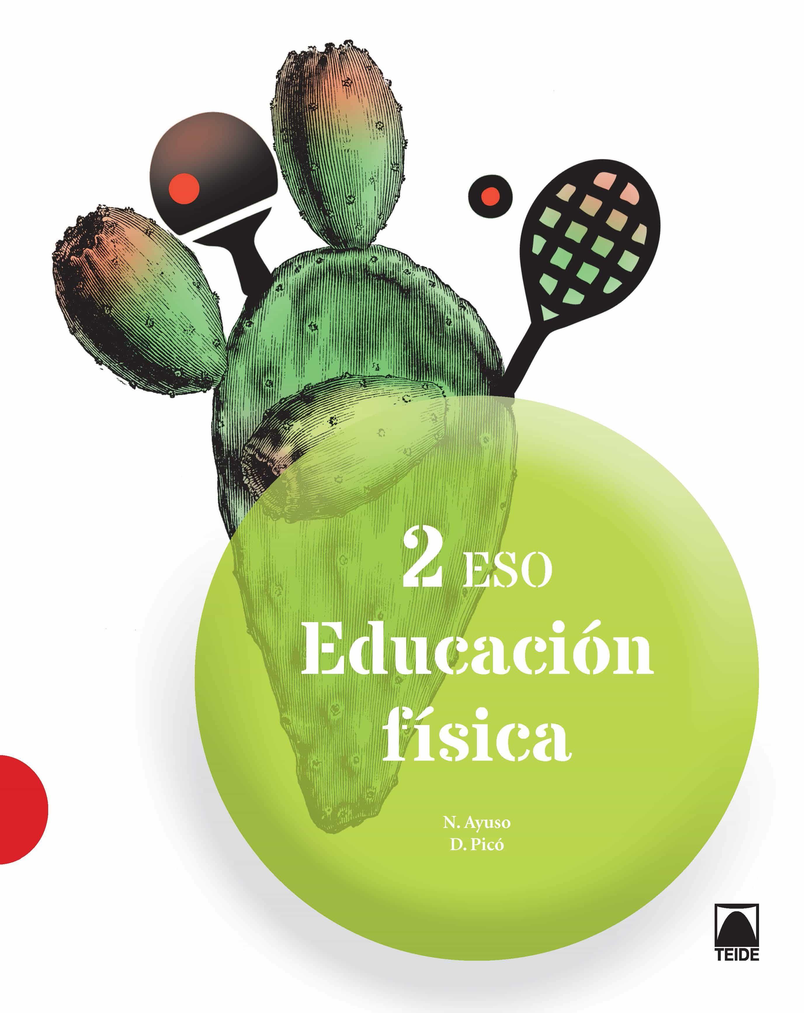 Educacion Fisica 2º Eso Ed 2015 por Vv.aa.