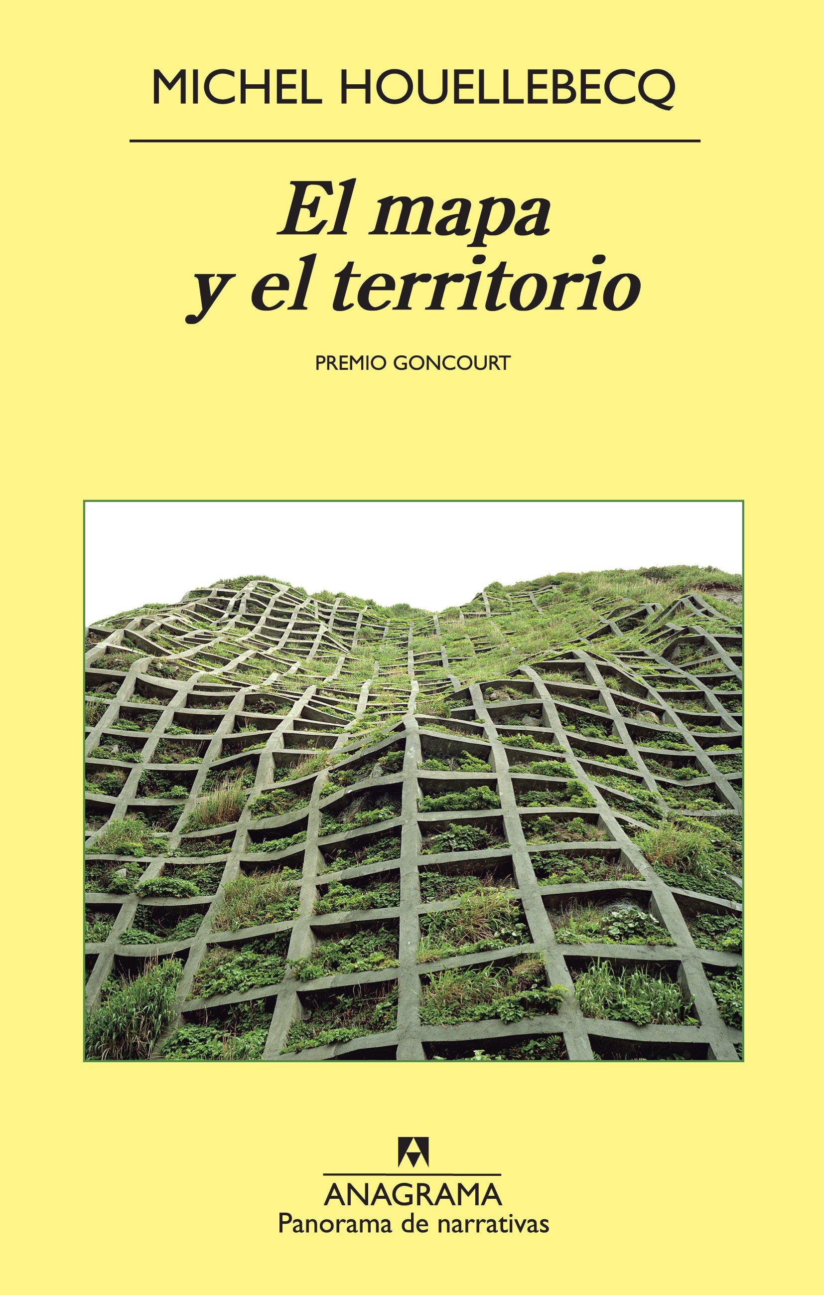 mapa michel EL MAPA Y EL TERRITORIO (PREMIO GONCOURT) | MICHEL HOUELLEBECQ  mapa michel