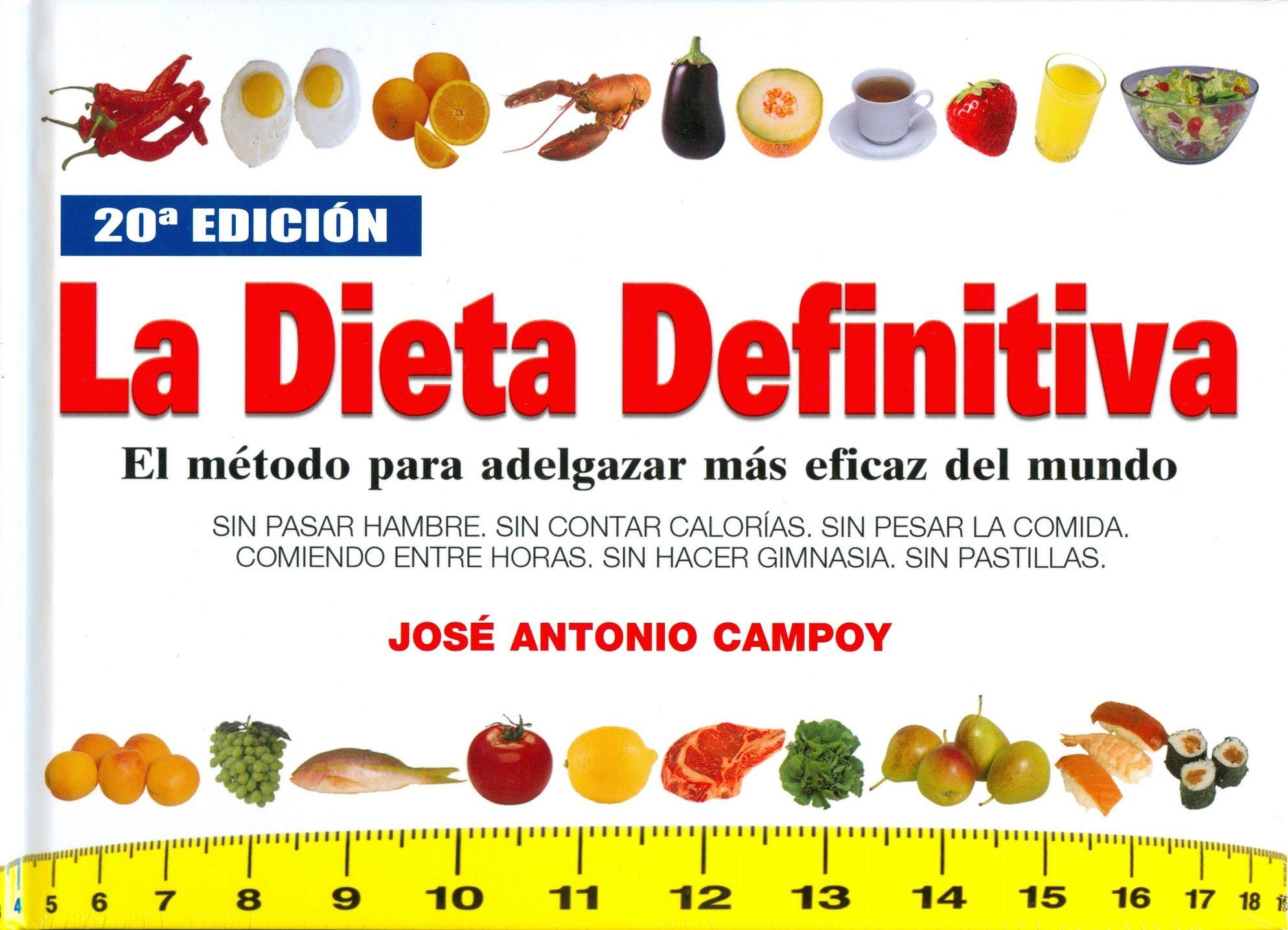gratis libro dieta definitiva campoy