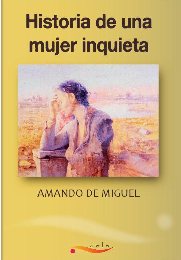 descargar HISTORIA DE UNA MUJER INQUIETA pdf, ebook