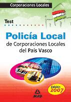 Test Policia Local De Corporaciones Locales Pais Vasco (edicion 2 007) por Vv.aa. epub