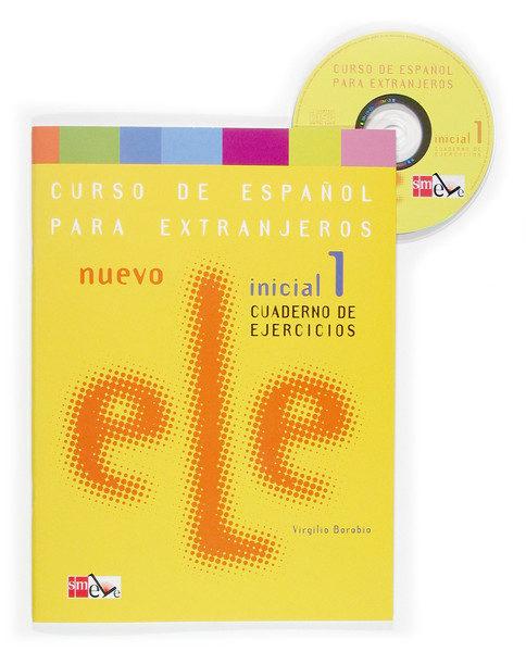 Nuevo Ele Inicial 1: Cuaderno De Ejercicios (incluye Audio-cd) por Vv.aa. Gratis