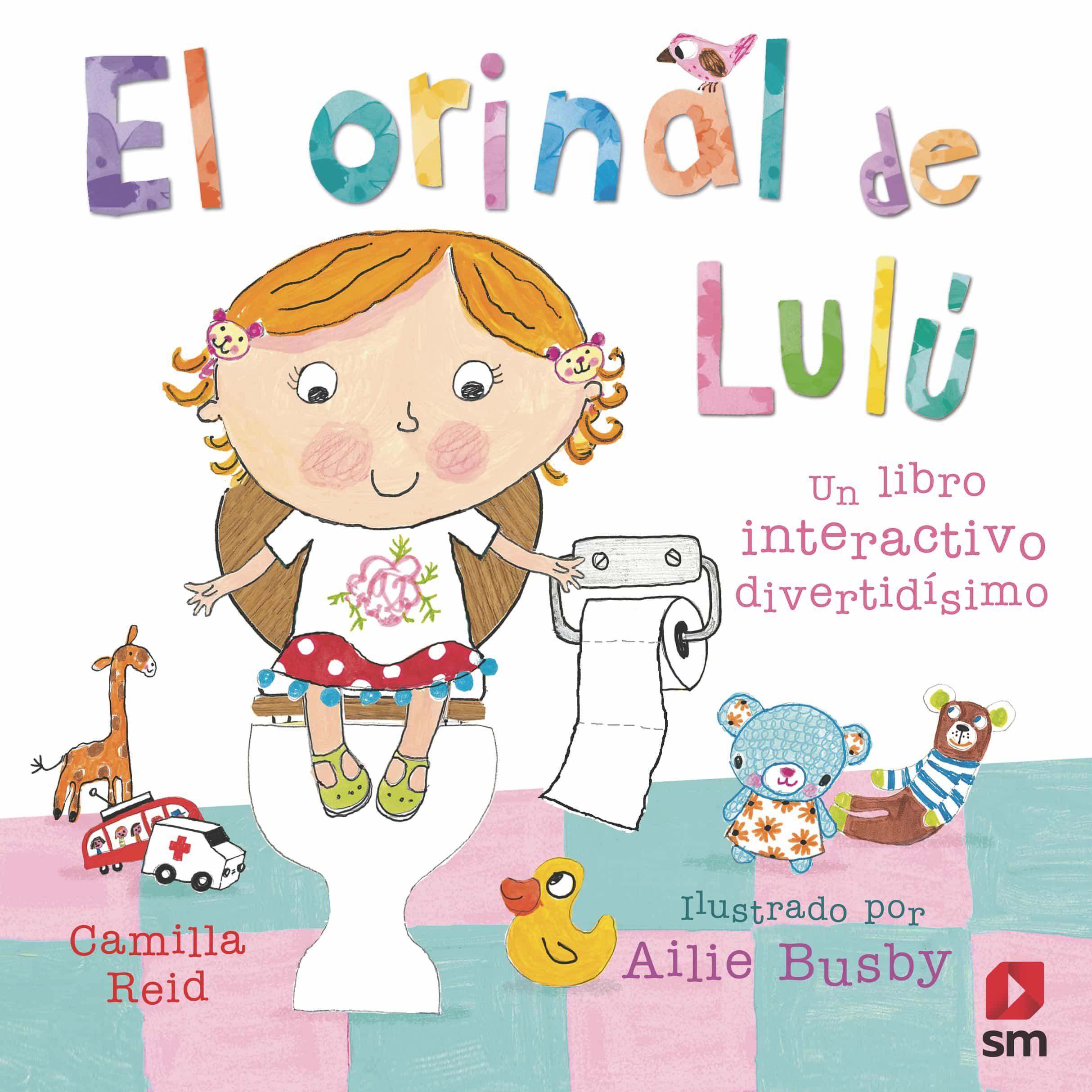 El Orinal De Lulu por Camila Reid