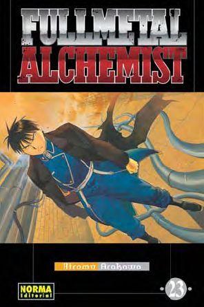 Fullmetal Alchemist 23 por Hiromu Arakawa