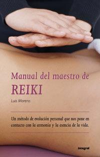 Manual Del Maestro  De Reiki por Jose Luis Moreno Sañudo epub