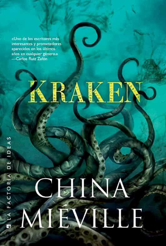 Kraken   por China Mieville