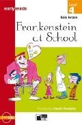 frankenstein at school (incluye cd)-gaia lerace-9788877544483