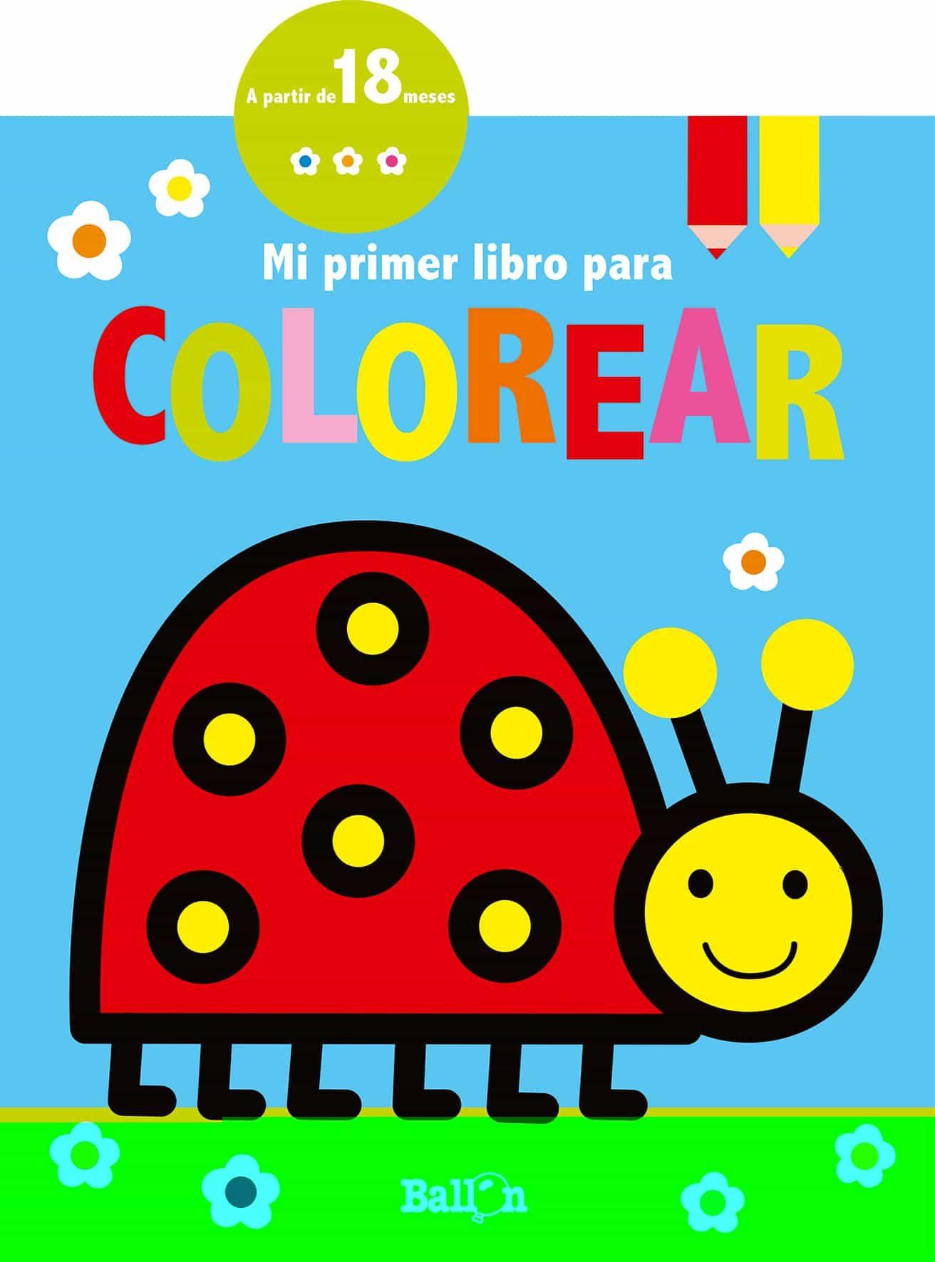 MARIQUITA (MI PRIMER LIBRO PARA COLOREAR) | VV.AA. | Comprar libro ...