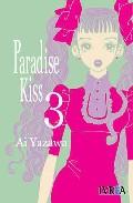Paradise Kiss Nº 3 por Ai Yazawa