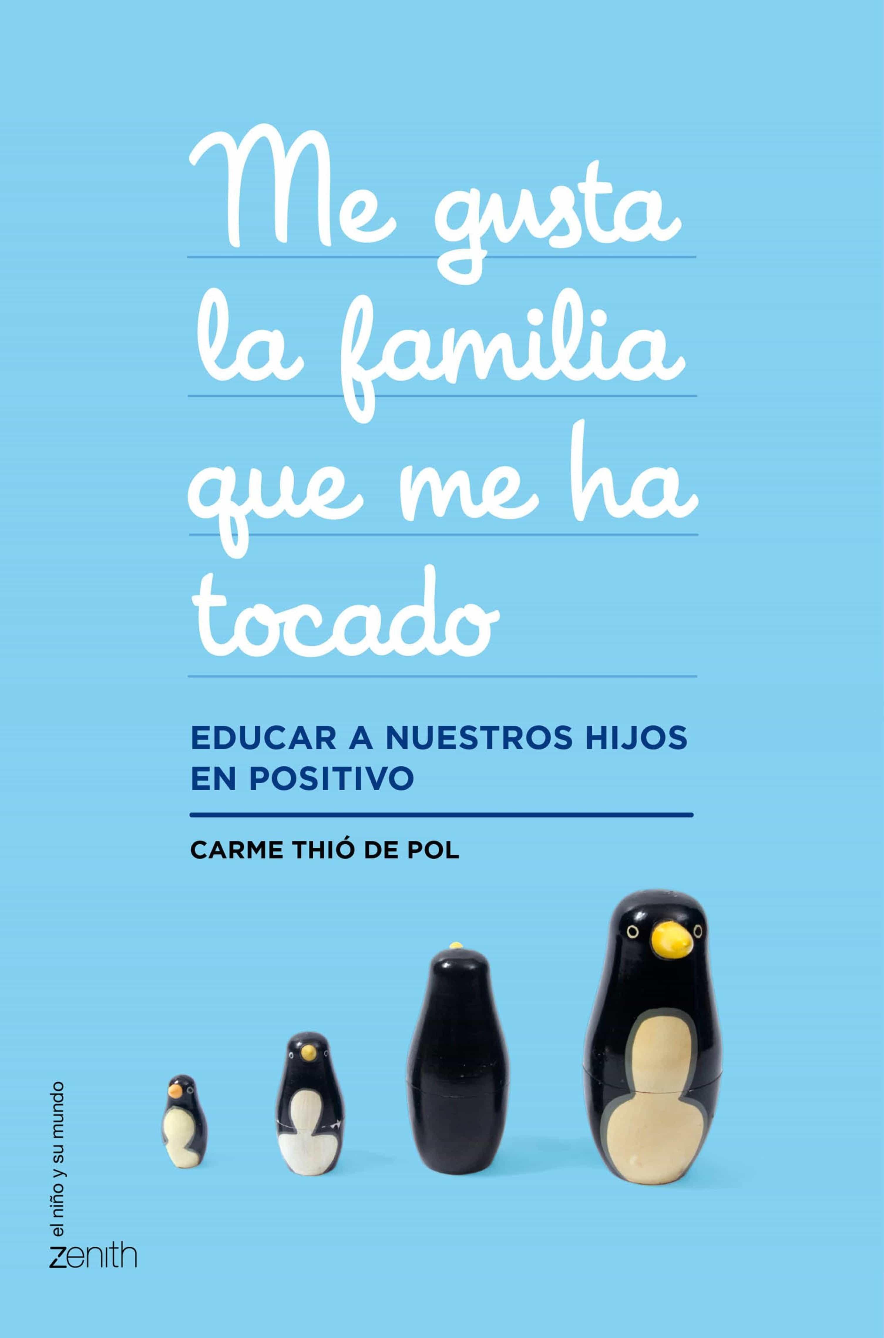 ME GUSTA LA FAMILIA QUE ME HA TOCADO (EBOOK)