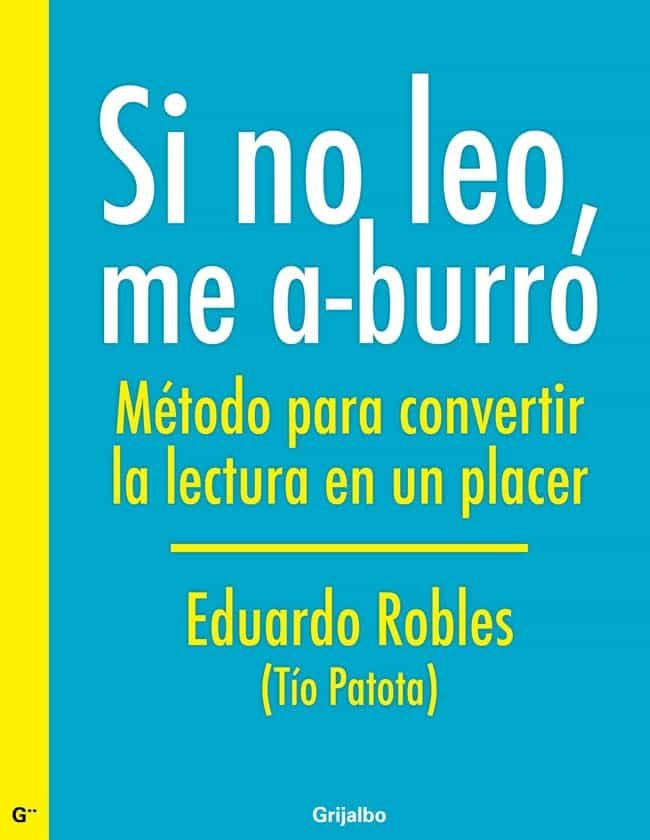 SI NO LEO, ME A-BURRO (EBOOK)