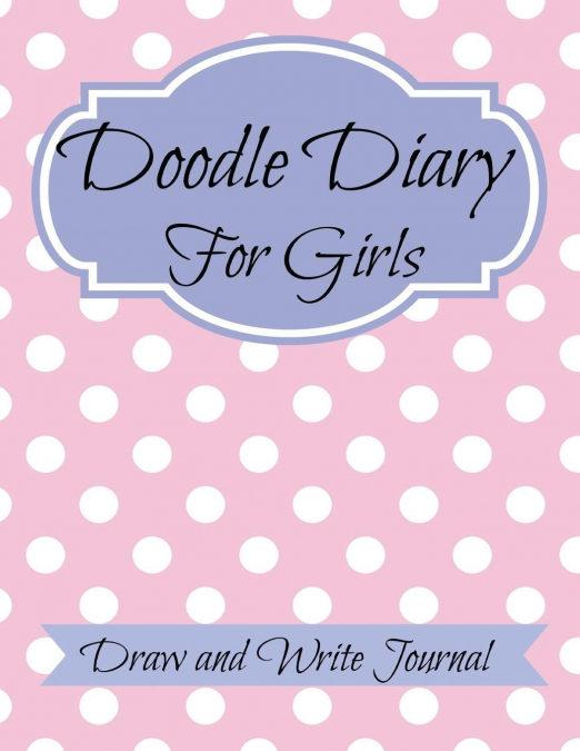 Doodle Diary For Girls - Los mejores libros electrónicos descargan gratis pdf