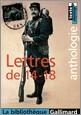 Lettres De 14-18 (texte & Dossier) por Lucile (ed.) Sevin epub