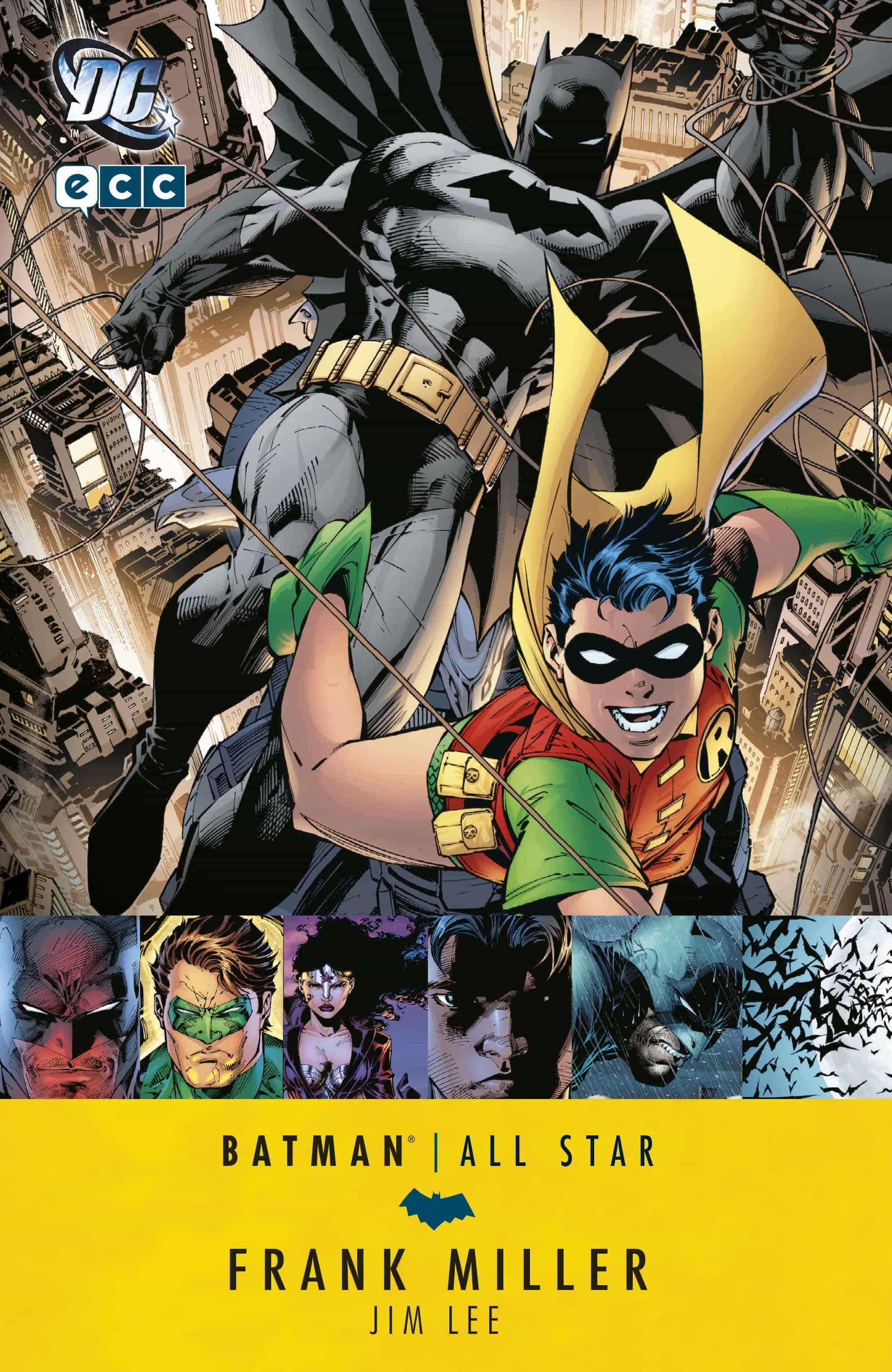 Batman: All-star (4ª Edidición) por Frank Miller