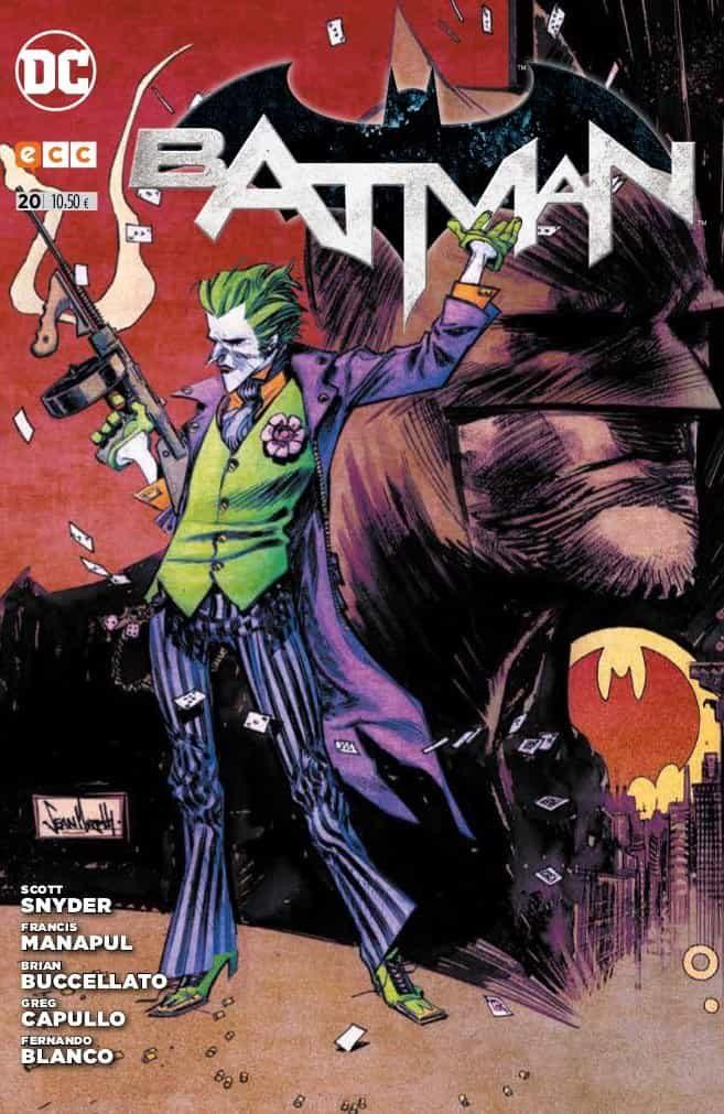 Batman (reedición Trimestral) Núm. 20