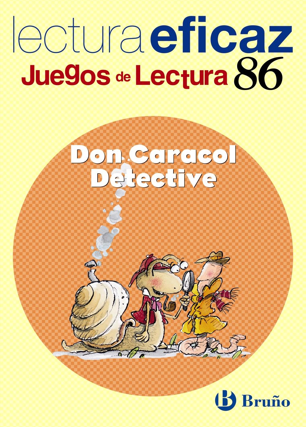 Don Caracol Detective (lectura Eficaz) por Vv.aa.