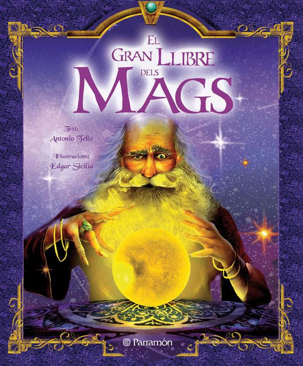 Resultat d'imatges de el gran llibre dels mags