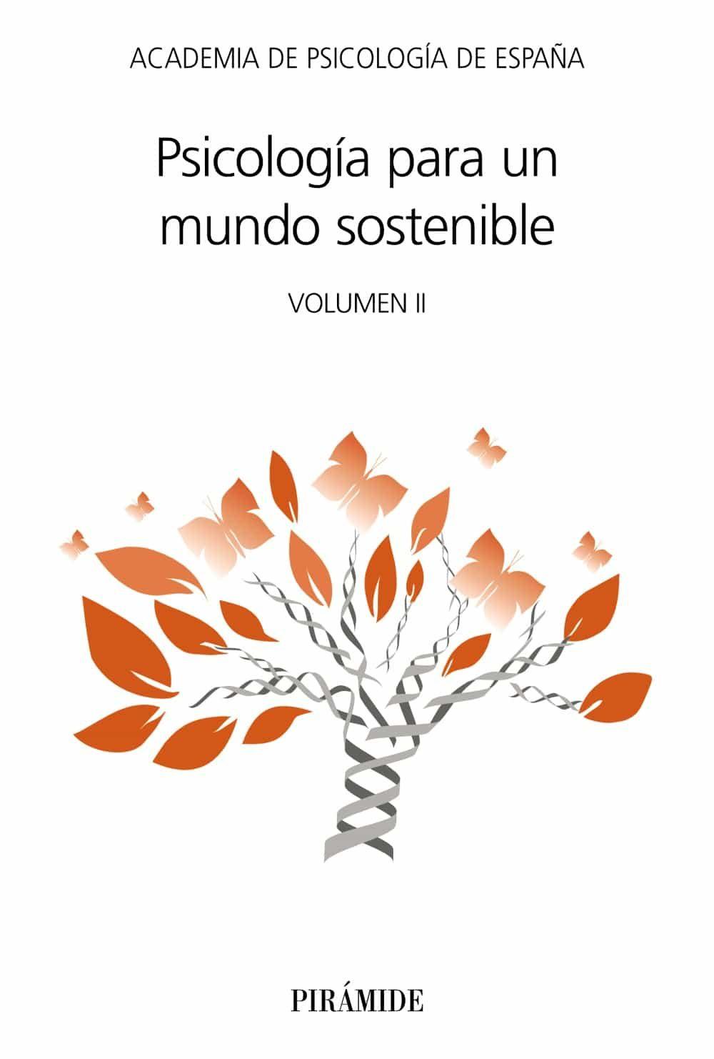 Psicología Para Un Mundo Sostenible por Vv.aa.