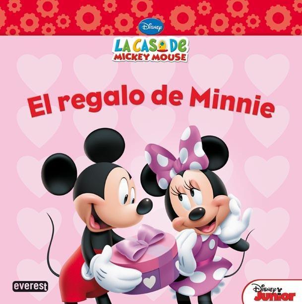 LA CASA DE MICKEY MOUSE: EL REGALO DE MINNIE | VV.AA. | Comprar ...