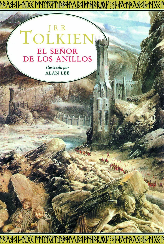 EL SEÑOR DE LOS ANILLOS (EDICION LUJO. ILUSTRADO POR ALAN LEE ...