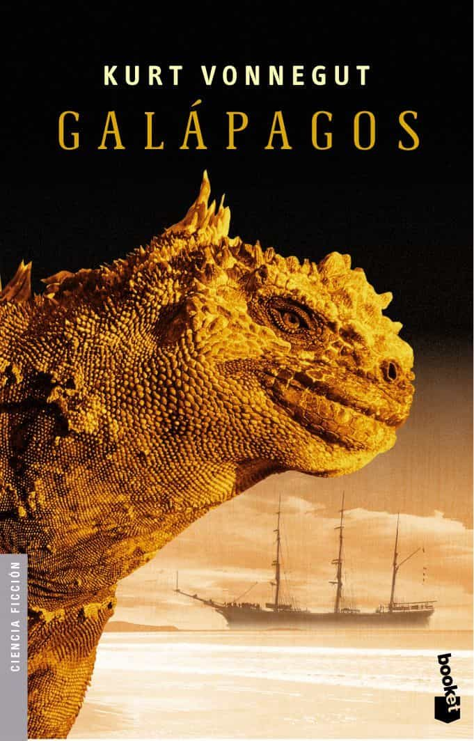 Galapagos por Kurt Vonnegut