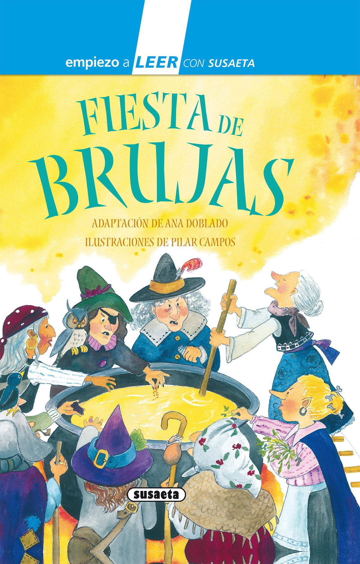 Fiesta De Brujas   por Lorena Marín, Ana Doblado epub