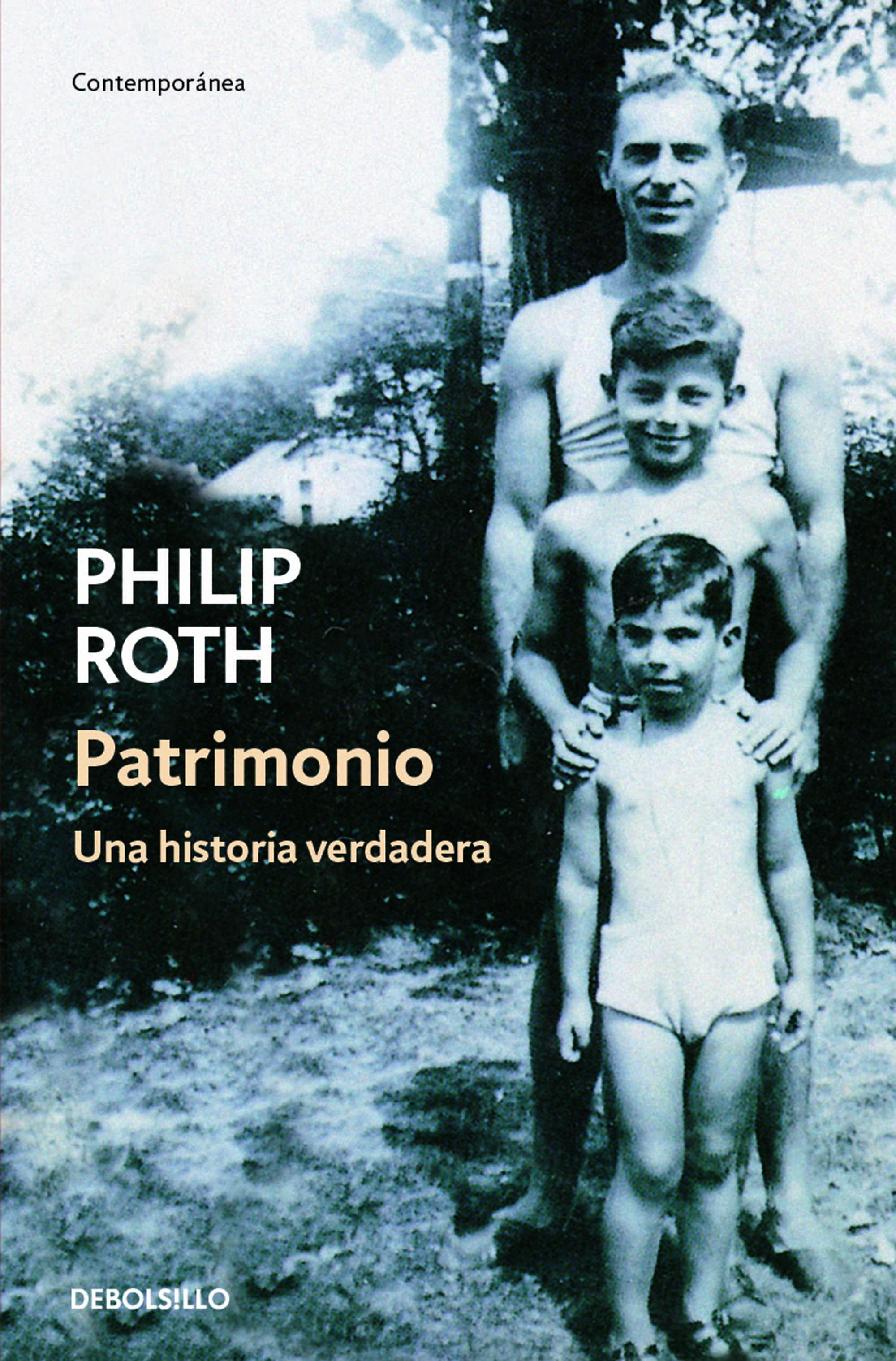 Patrimonio (ebook)philip Roth9788490327593