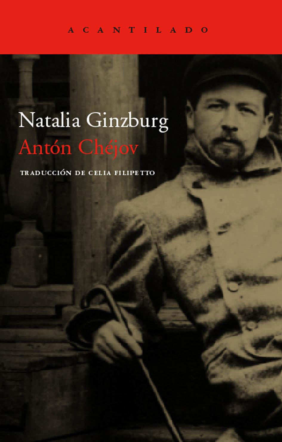Anton Chejov por Natalia Ginzburg
