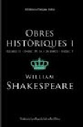 Obres Historiques I por William Shakespeare Gratis