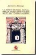 La Domus Militaris Hispana. por Jesus Cantera