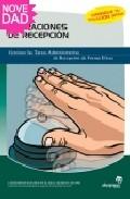 Operaciones De Recepcion: Gestione Las Tareas De Recepcion De For Ma Eficaz por Vv.aa. epub