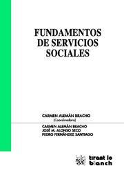 fundamentos de servicios sociales-carmen aleman bracho-9788498768893