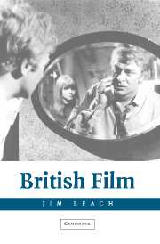 British Film Paperback (National Film Traditions)