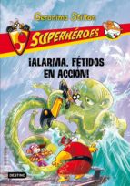 ¡Alarma, Fétidos en acción!: Superhéroes 8