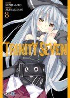 Trinity Seven #08
