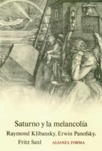 SATURNO Y LA MELANCOLIA