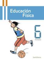 CUADERNO DE EDUCACION FISICA 6 (PRIMARIA)