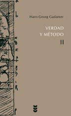 VERDAD Y METODO (T.2)