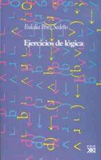 EJERCICIOS DE LOGICA