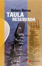 TAULA RESERVADA