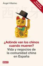 ¿ADONDE VAN LOS CHINOS CUANDO MUEREN?